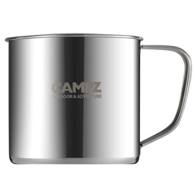 CAMPZ Stainless Steel Mug 500ml